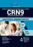 Apostila CRN9-MG - 2019 - Assistente Administrativo - Solução