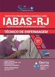Apostila IABAS-RJ - 2019 - Técnico de Enfermagem - Editora Solução