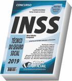 Apostila Inss  Técnico Do Seguro Social - Curso oficial
