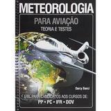 Apostila Meteorologia para Aviação: Teoria e testes - Banci - Outras editoras