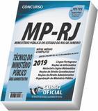 Apostila MP RJ 2019 - Técnico do Ministério Público - Curso oficial