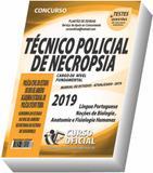 Apostila PC-RJ Necropsia - Técnico Policial De Necropsia - Curso oficial