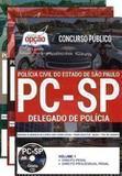 Apostila Pc Sp 2018 Delegado De Polícia - Editora Opção