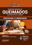 Apostila Pref de Queimados RJ 2019 Professor I e Orientador - Editora solução
