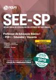 Apostila See-sp 2018 - Peb I - Educador Docente - Editora Nova