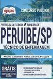 Apostila - TÉCNICO DE ENFERMAGEM - Prefeitura Peruíbe - Opção