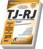 Apostila TJ RJ  Técnico de Atividade Judiciária - Curso oficial