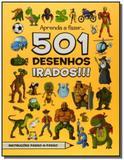 Aprenda a fazer...501 desenhos irados - Vale das letras