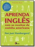 Aprenda ingles com as receitas da cozinha american - Disal editora