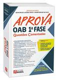 Aprova OAB 1ª Fase - Questões Comentadas - Rideel