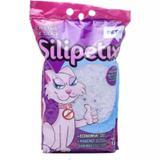 Areia para gato - Silipetix - 1,8kg - Petix