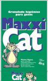 Areia Sanitária Maxxi Cat - 4 Kg - Nacional pet