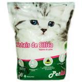 Areia Sílica Grossa Petlike Para Gatos Pacote Com 1.6kg