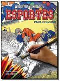 Arquivos ilimitados: esportes para colorir - Diversos