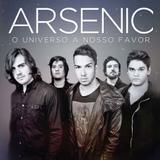 Arsenic - O Universo A Nosso Favor - CD - Som livre