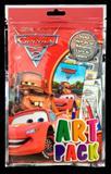 Art pack - disney carros - Difusao cultural do livro