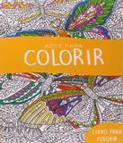 Arte Para Colorir - Livro Para Colorir - Ciranda cultural