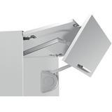 Articulador Senso 3674 580-640 mm para Portas com Duas Folhas Iguais 06 à 11 Kg - Hafele