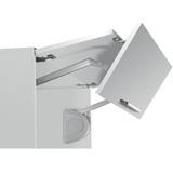 Articulador Senso 3674 700-780 mm para Portas com Duas Folhas Iguais 5 à 9 Kg - Hafele