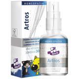Artros Homeopet Tratamento Artrose E Artrite Real H 30ml