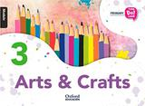 Arts And Crafts 3 - Student Pack With Audio Cd - Oxford
