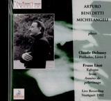 Arturo Benedetti Michelangeli plays Debussy Vol.2 - Aura