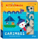 Arty mouse carimbos - Catapulta