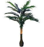 Árvore Artificial Palmeira 1,3 mt - Kasa  cia