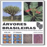 Arvores brasileiras vol iii - Plantarum
