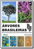 Arvores brasileiras volume 01 - Instituto plantarum de estudos da flora