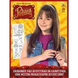 As Aventuras de Poliana Desenhos para Colorir 01 - Online