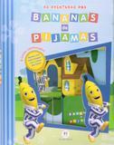 As aventuras dos Bananas de Pijamas: Contém 6 livrinhos cartonados - Ciranda cultural
