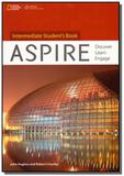 Aspire - Intermediate - Student Book + DVD - Cengage