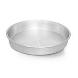 Assadeira redonda alta reforçada de alumínio fosca 30x5cm - Nigro (Cód.2654)