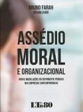 Assédio Moral e Organizacional - Ltr