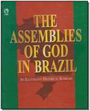 Assembleias de deus no brasil, as (ingles) - Cpad