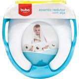 Assento Infantil Redutor Acolchoado Alças Buba Baby Azul