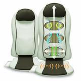 Assento Massageador Back Shiatsu Seat RM-AS7177A Relax Medic Bivolt