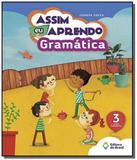 Assim eu aprendo - gramatica - 3 ano - ef i - Editora do brasil - didaticos