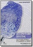 Assinatura digital - uma apuracao jornalistica sob - Edufal