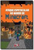 Ataque espetacular ao mundo de minecraft - Universo dos livros