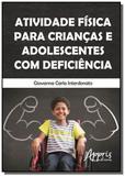 Atividade fisica para criancas e adolescentes com - Appris