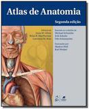 Atlas de anatomia                               01 - Editora guanabara koogan