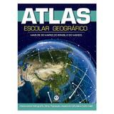 Atlas Geográfico Escolar 2017 48 Páginas-Ciranda Cultural