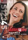 Attitude 4b - pack sb/wb - with cd-rom - Macmillan
