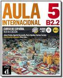 Aula internacional 5 : curso de espanol, B2.2 : recursos digitales audio + MP3 - Difusion