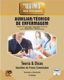 Auxiliar Tecnico De Enfermagem / Quimo - Ed aguia dourada