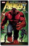Avengers volume 2 - by brian michael bendis - marv - Great books