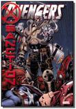 Avengers - x-sanction - marvel - Great books