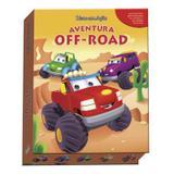 Aventura off-road: Col. Livro em ação - Vale das letras